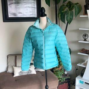 Mountain Hardwear Q-Stretch 750 down jacket